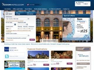 Strona Accorhotels